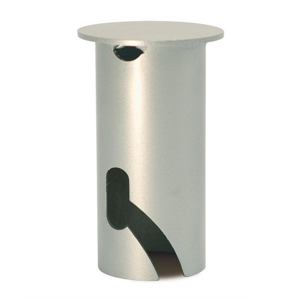 Abdeckkappe für Bodenhülse zu PARAT-A feuerverzinkt, selbstverriegelnd