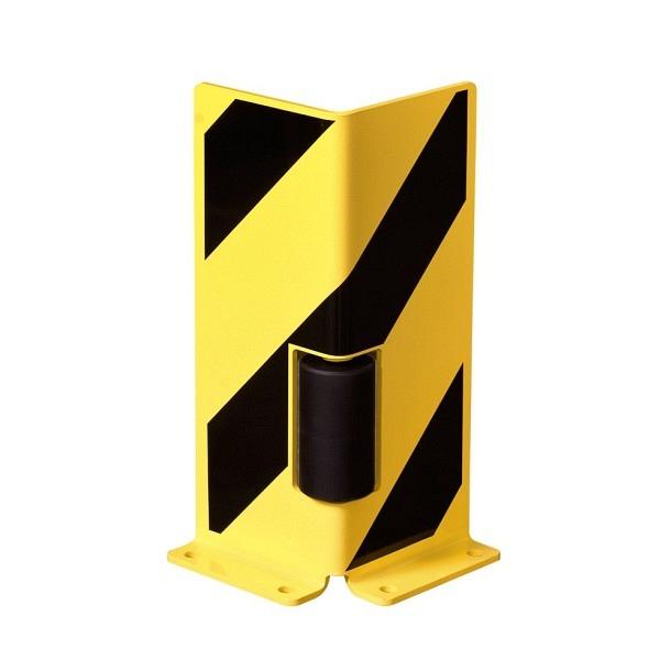 BLACK BULL Anfahrschutz WINKEL mit Leitrolle