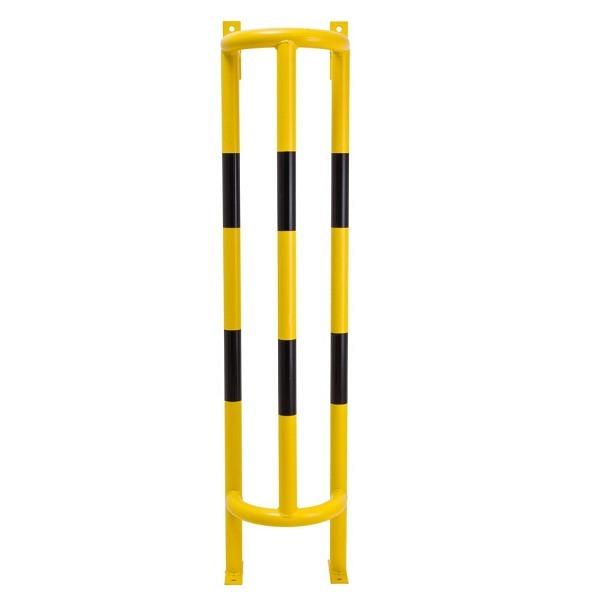 MORION-Rohrschutz, 180º Gelb mit schwarzen Streifen