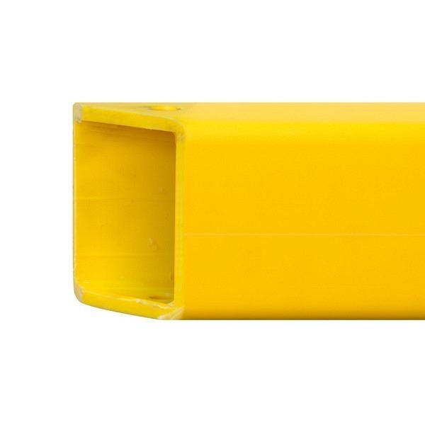 BLACK BULL Rammschutz-Geländer Hybrid Querbalken, gelb