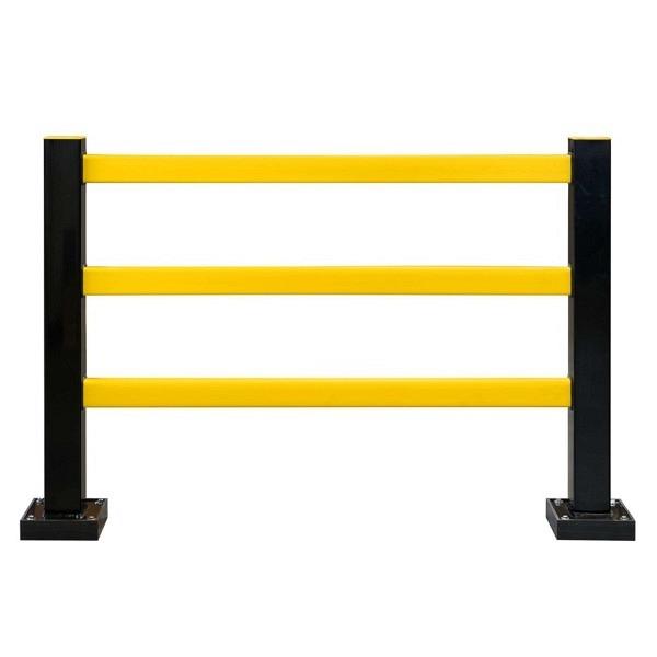 BLACK BULL Schutzgitter Hybrid Kombination aus Stahl und Kunststoff