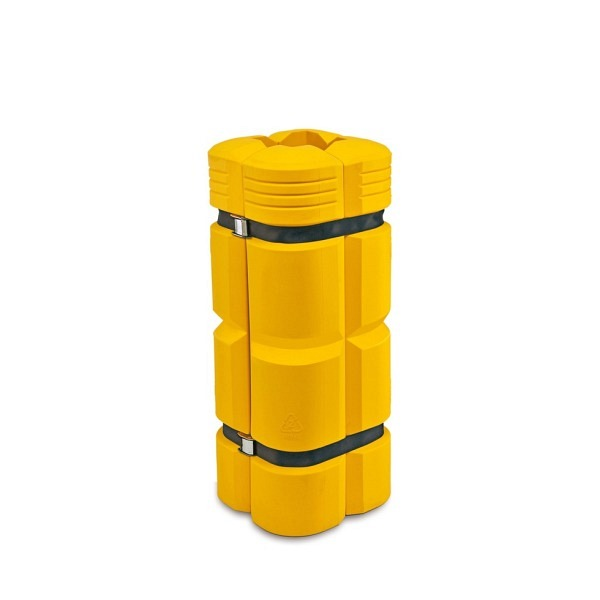 MORION Säulenschutz Kunststoff Aus gelb durchgefärbtem Polyethylen