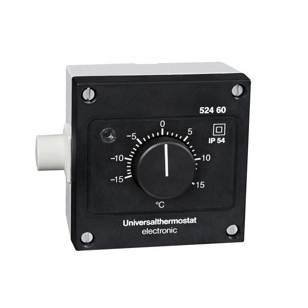 Thermostat zu DIAMOND-Spiegel Spritzwassergeschützt, IP 54
