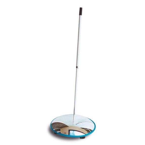 VISION Rollspiegel Inspektionsspiegel Ø 450 mm aus Acryglas