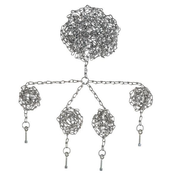 Montageset für hängende Befestigung Für PANORAMA-Spiegel