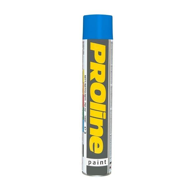 PROline Verkehrsfarbe blau RAL 5017 Linienmarkierfarbe, Grossdose à 750 ml