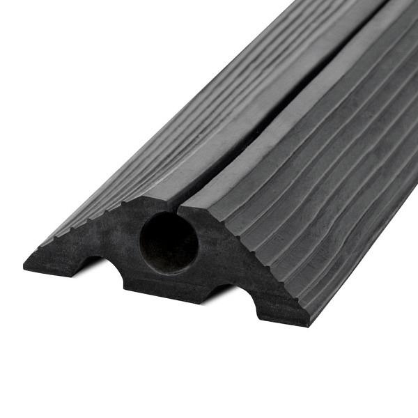 MORION Kabelbrücke, schwarz 100 x 10'000 x 30 mm