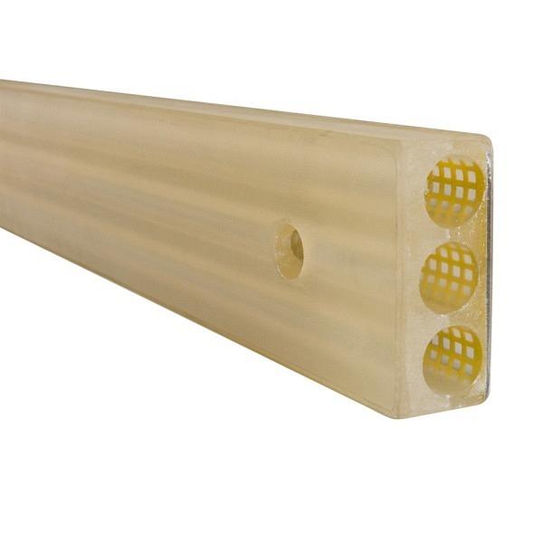 MORION - Rampenfender 50/120 Länge: 1000 mm